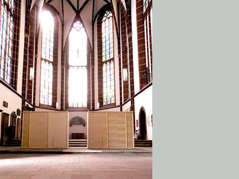 rauke Eckhardt, Klangkunst, Saarbrücken, Der Nächste