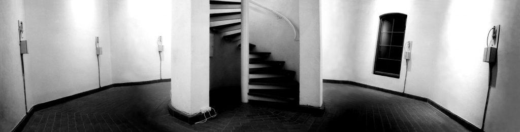 rauke Eckhardt, Klangkunst, Saarbrücken, Ort, In die Ferne