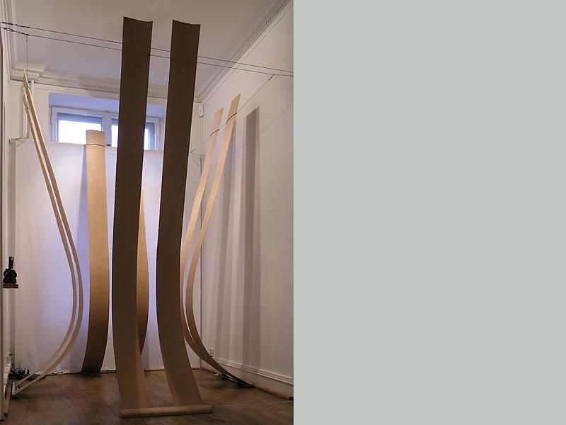 Frauke Eckhardt, Klangkunst, Saarbrücken, Mitte