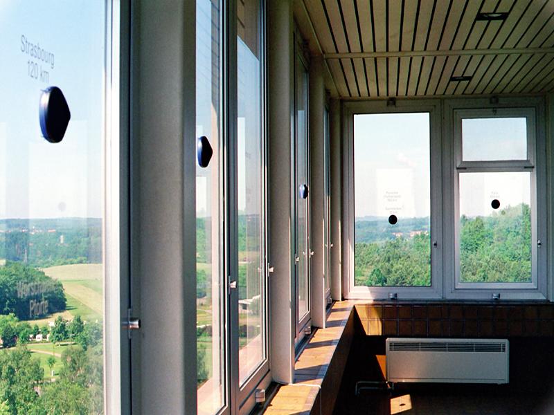 rauke Eckhardt, Klangkunst, Saarbrücken, Ort, Augenblick