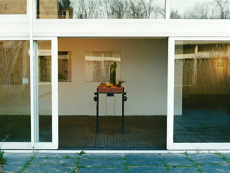 rauke Eckhardt, Klangkunst, Saarbrücken, Ort, KlangLandschaft