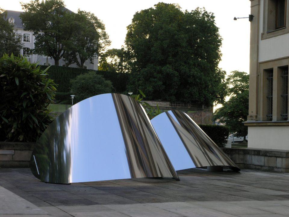 Frauke Eckhardt, Klangkunst, Saarbrücken, KlangWellen