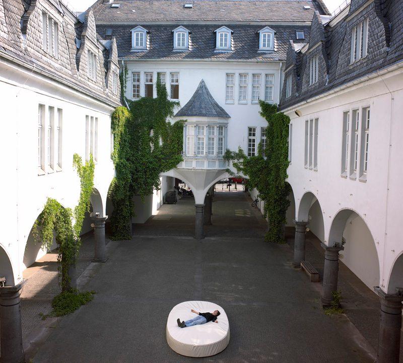 rauke Eckhardt, Klangkunst, Saarbrücken, Ort, Wandlung